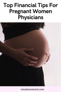 Pregnant Woman Physician