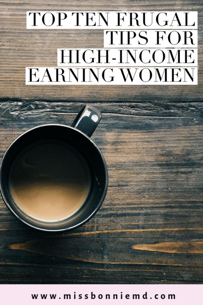 Top Ten Frugal Tips Women